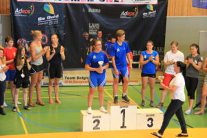 Only Women 2016 - Podium Cadet